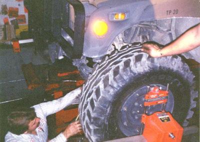 Alignments at A-1 Muffler & Brake
