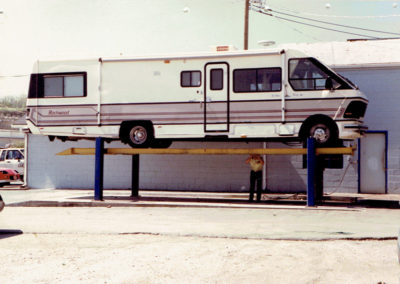 A-1 Motor Home Service